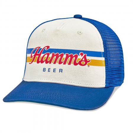 Hamm's Beer Sinclair Style Trucker Hat