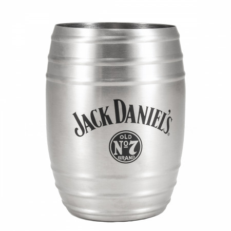 Jack Daniel's 14 oz Metal Barrel Cup