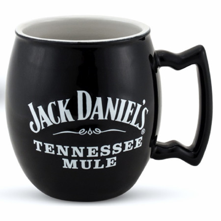 Jack Daniels 18 Oz Ceramic Coffee Mug