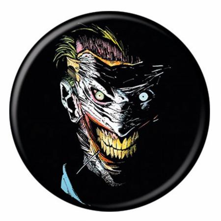 DC Comics Joker Face-Off Button