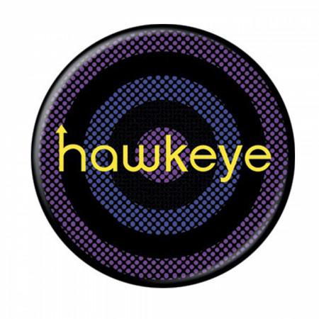 Marvel Studios Hawkeye Series Title Logo Button