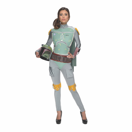 Star Wars Boba Fett Adult Women's Costume