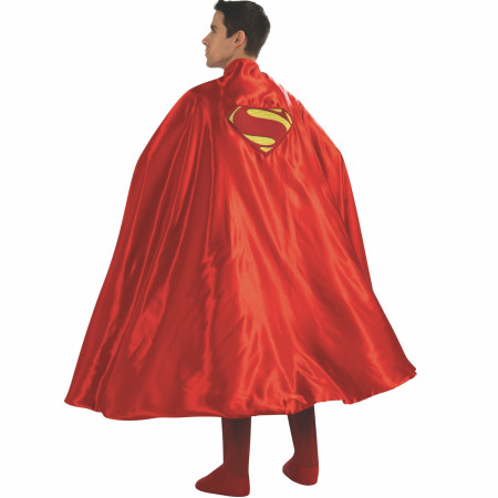 Superman Deluxe Adult Costume Cape