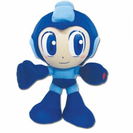 """Mega Man 10"""" Plush Doll"""