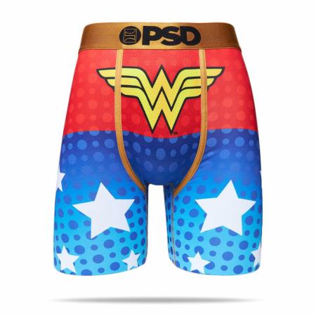 DC Comics Wonder Woman Logo PSD Men's Boxer Briefs