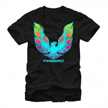 Chevrolet General Motors Fire Bird Black T-Shirt