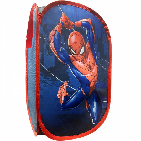 Spider-Man Web Sling Pop Up Hamper