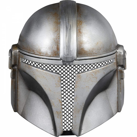 Star Wars The Mandalorian Vibrant Polished Adult Half Mask