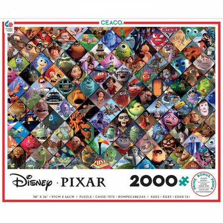 Disney PIXAR Clips 2000-Piece Puzzle