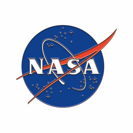 NASA Enamel Pin