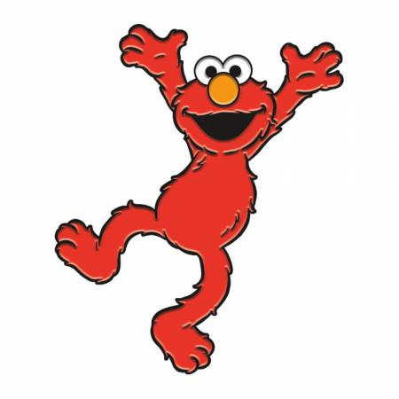 Sesame Street Elmo Enamel Pin