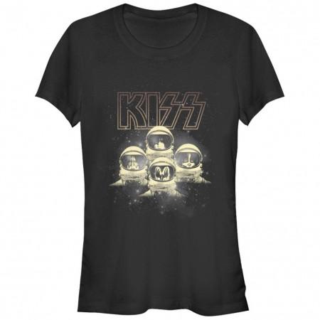 KISS-onauts Black T-Shirt