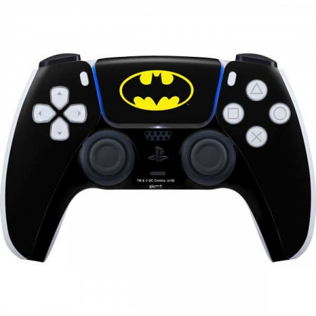 Batman Official Logo PS5 Controller Skin