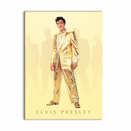 Elvis Presley Character Magnet