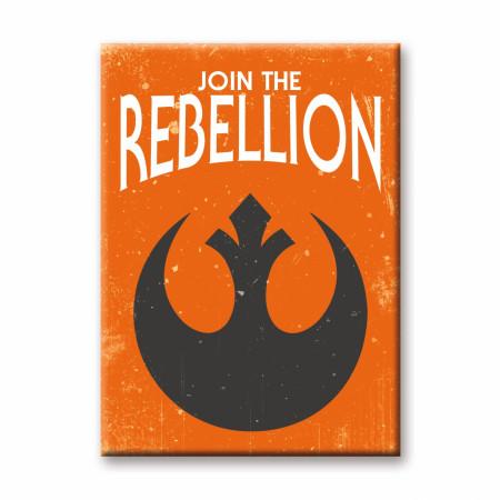 Star Wars Join The Rebellion Magnet