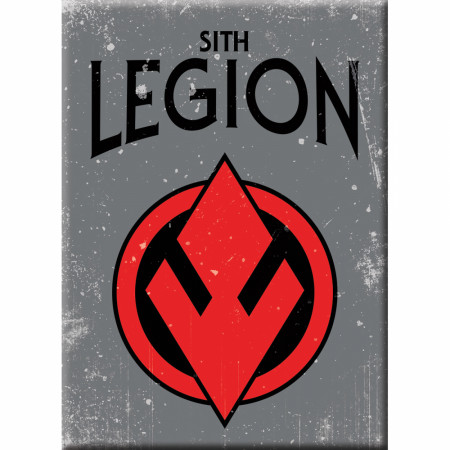 Star Wars Sith Legion Magnet