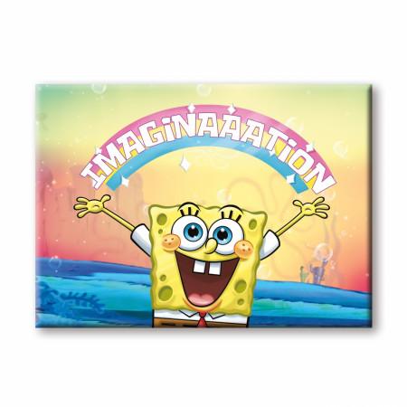 SpongeBob SquarePants Imagination Magnet