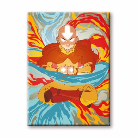 Avatar: The Last Airbender Meditative State Magnet