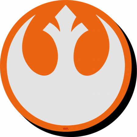 Star Wars Rebel Symbol Magnet