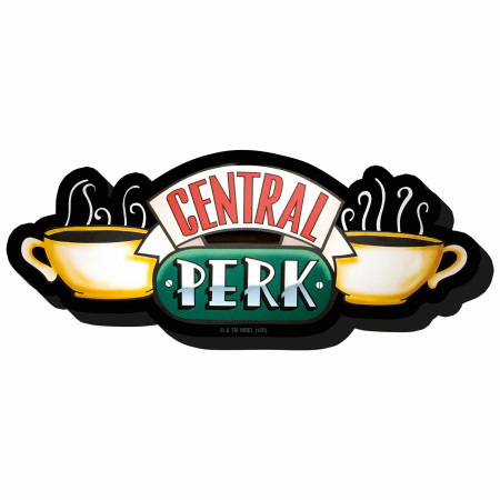 Friends Central Perk Magnet