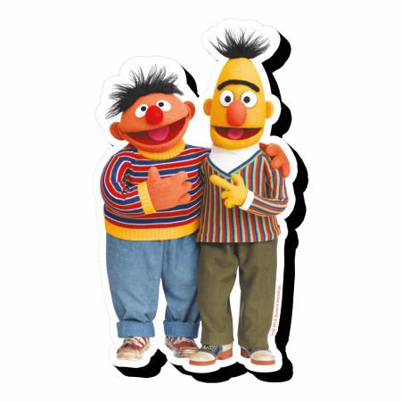 Sesame Street Bert and Ernie Magnet