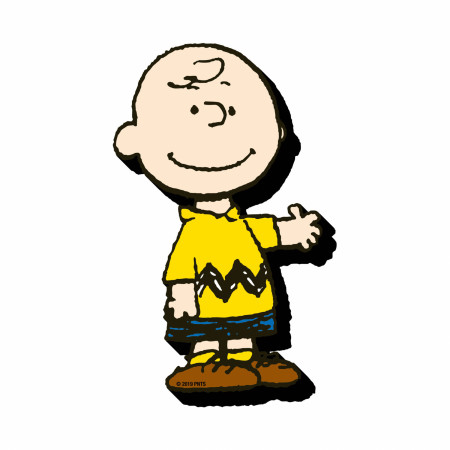 Charlie Brown Character Magnet