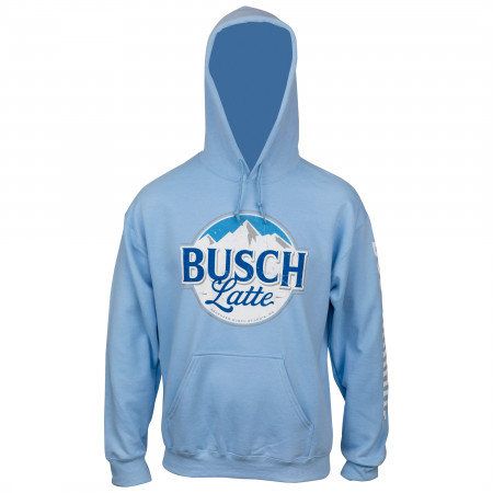 Busch Latte Mountain Logo Hoodie
