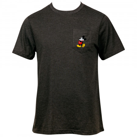 Mickey Mouse Disney Pocket T-Shirt