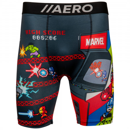 Marvel Avenger's Arcade Game Men's Boxer Briefs