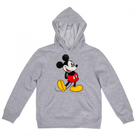 Disney's Mickey Mouse Character Boys Lightweight Hoodie