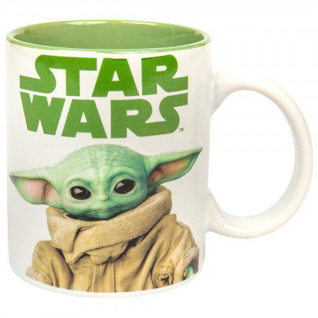 Star Wars The Child Just Checking In 11oz Mug