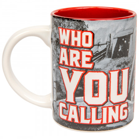 "Grumpy Disney ""Who Are You Calling"" 14oz Mug"