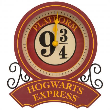 Harry Potter Hogwarts Express Desk Clock