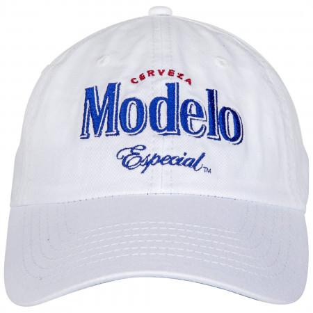 Modelo Especial Logo Adjustable Hat