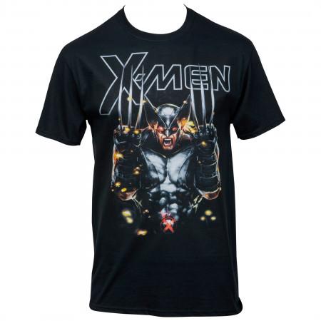 X-Men Wolverine X-Force Messiah War T-Shirt
