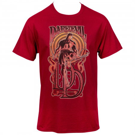 Daredevil Saint of Hell's Kitchen Men's T-Shirt