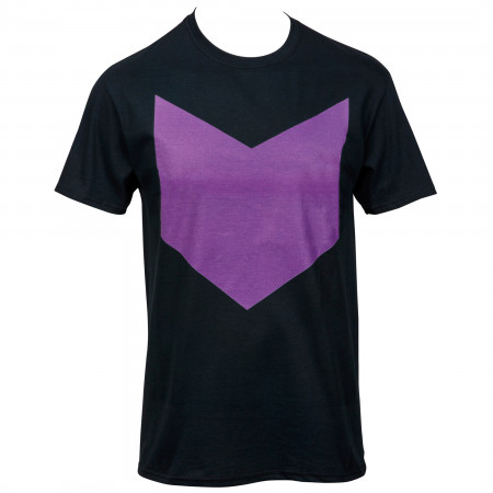 Hawkeye Minimalist Symbol 30 Single T-Shirt