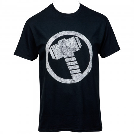Thor Hammer Symbol T-Shirt
