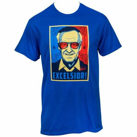 Stan Lee Excelsior T-Shirt