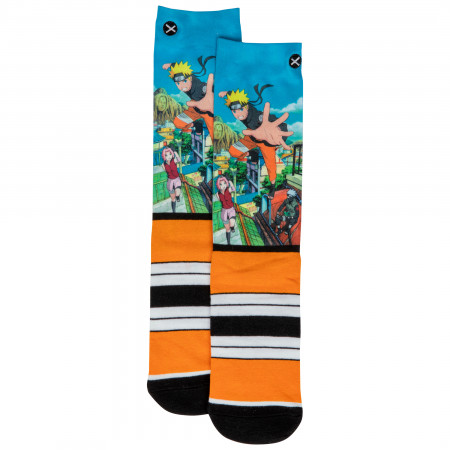 Naruto Strike Crew Socks