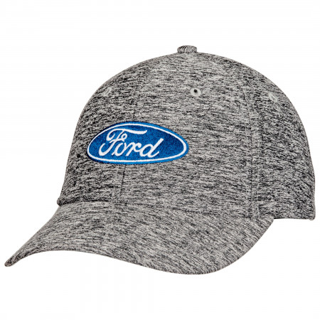 Ford Logo Adjustable Snapback Performance Hat