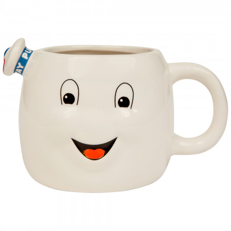 Ghostbusters Stay-Puft Marshmallow Man Mug