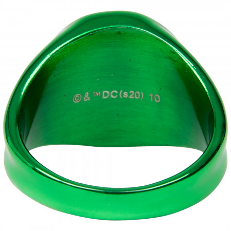 Green Lantern Green Power Ring