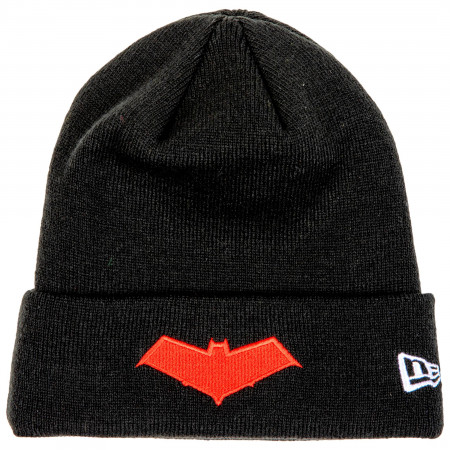 Red Hood Symbol Cuff Knit New Era Beanie