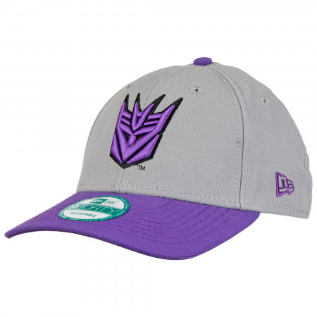 Transformers Decepticons Logo New Era 9Forty Adjustable Hat