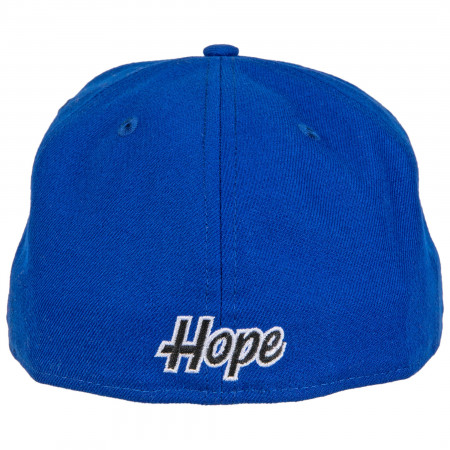 Blue Lantern Color Block New Era 59Fifty Fitted Hat