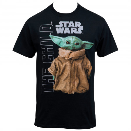 Star Wars The Mandalorian The Child Character T-Shirt