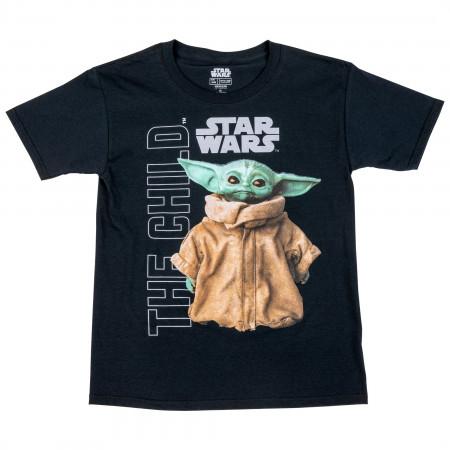 Star Wars The Mandalorian The Child Character Kids T-Shirt