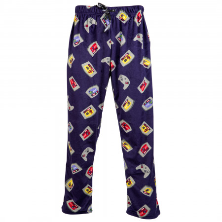 Marvel Avengers Video Games Unisex Fleece Sleep Pants