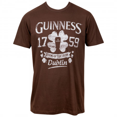 Guinness Since 1759 Dublin Dry Fit Men's T-Shirt